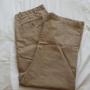 Khaki dress pants ⛳ Golf pants